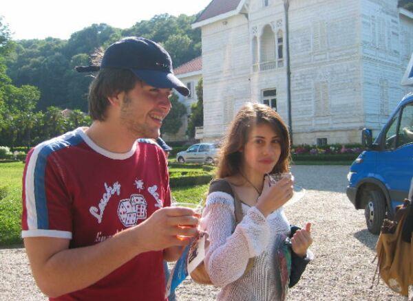 12.06.2005 tarihinde İstanbul-Tarabya'da gerçekleştirilen Sosis ...